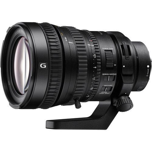 Sony 28-135mm F4.0 PZ FE G OSS