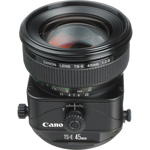 CANON TS-E 45MM F/2.8 tilt shift