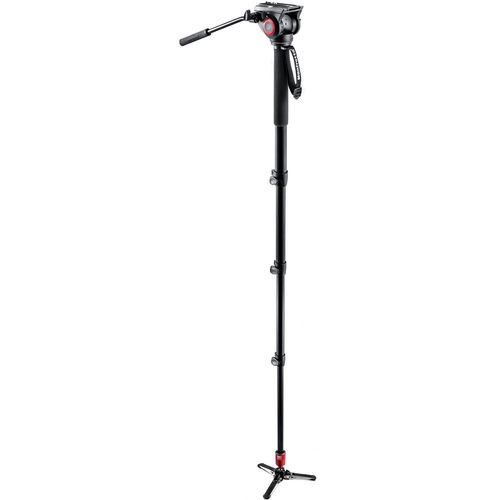 Manfrotto MVM 500A Fluid Video Monopod