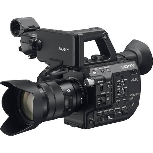 Sony PXW-FS5K incl Sony 18-105mm