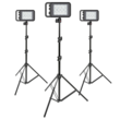 Manfrotto Lykos 3 lichtset LED Bi-Color