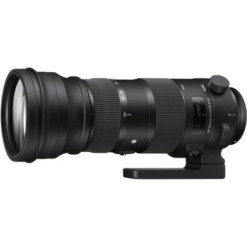Sigma 150-600mm F/5-6.3 (Canon) DG OS HSM I Sports