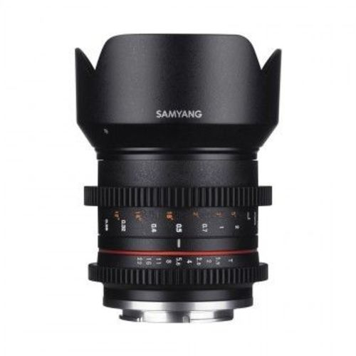 Samyang 21mm T1.5 Cine ED AS UMC CS MFT