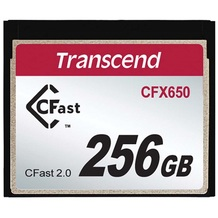 CFast card 256GB 510MB/s