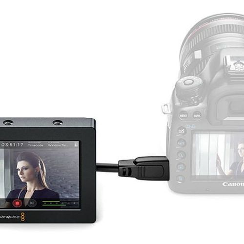 Blackmagic Video Assist Recorder