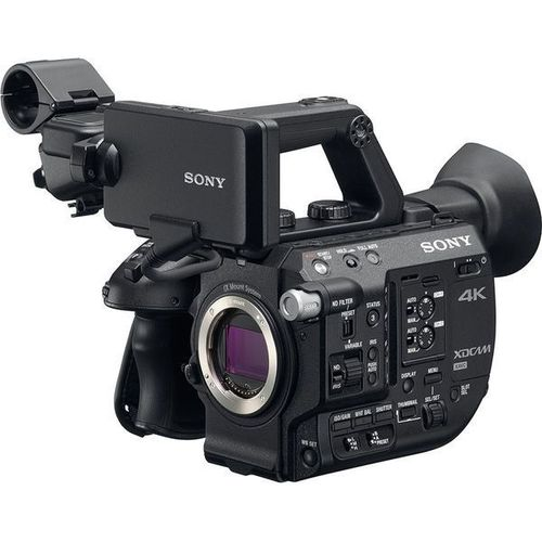 Sony PXW-FS5 + 4K RAW output