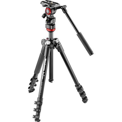Manfrotto Befree Live Statief