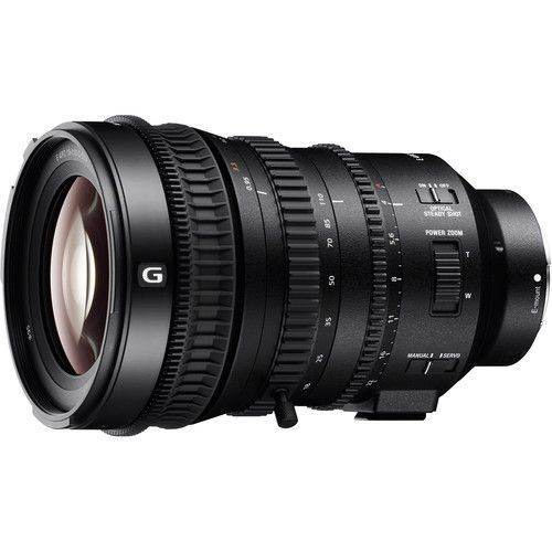 Sony FE PZ 18-110mm F4.0 G OSS