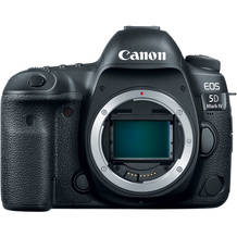 Canon 5D Mark IV 4K body