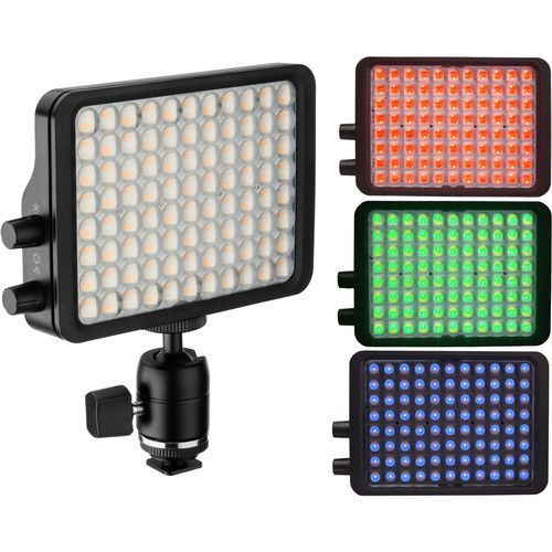 "Luxli Viola 5"" RGB LED Light"