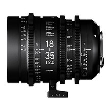 Sigma 18-35mm T2 Cine High-Speed Zoom (Canon EF)