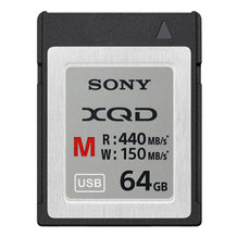 XQD card 64GB 150MB/s