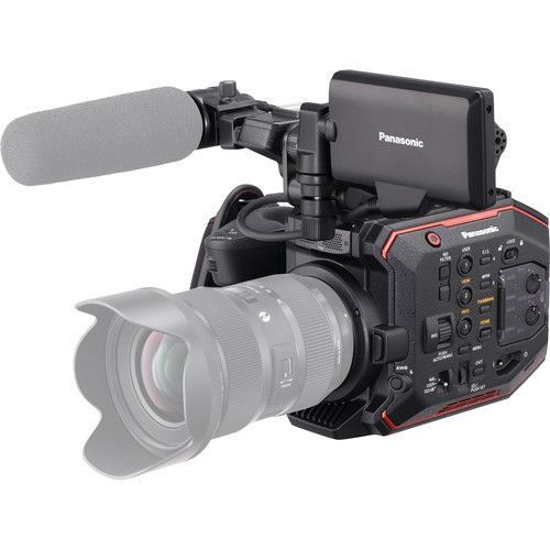 Panasonic AU-EVA1 incl. SHAPE rig, follow focus