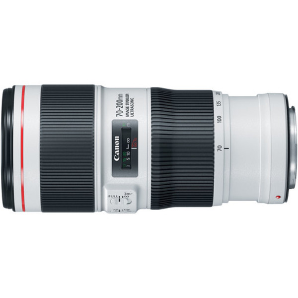 Canon 70-200mm IS f4 II