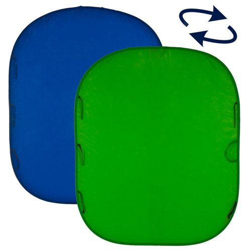 Chromakey Blue / Green Screen 150cm x 180cm