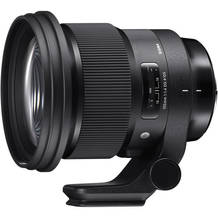 Sigma 105mm F1.4 Art (SONY) DG HSM