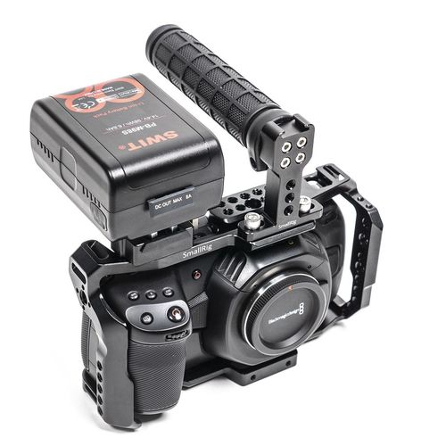 Blackmagic Pocket Cinema Camera 4K - V-Lock set