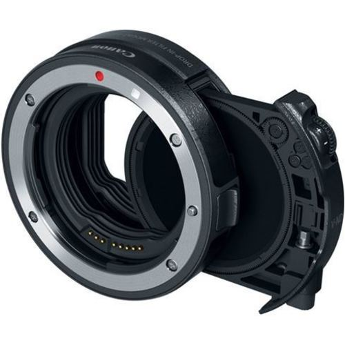 Canon Drop-In Filter Mount Adapter EF-EOS R met Variable ND Filter