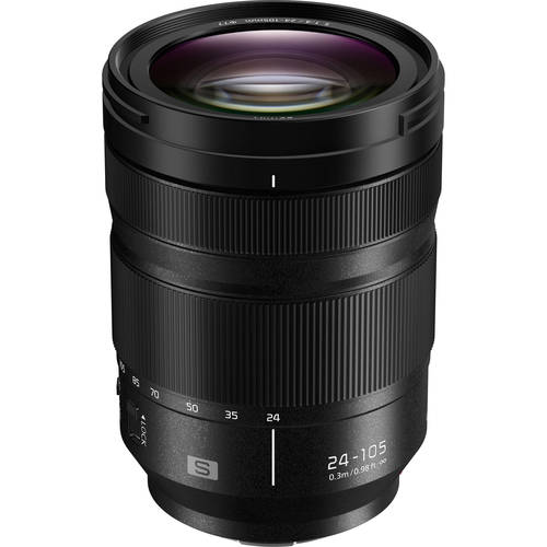 Panasonic Lumix S 24-105mm f/4.0 Macro OIS L-mount