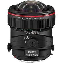 Canon TS-E 17MM F/4L tilt shift