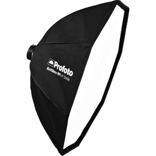 Profoto RFi Octa Softbox 4' + Grid en speedring