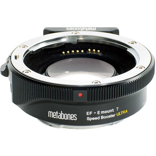 Metabones EF - E-Mount T Speedbooster Ultra