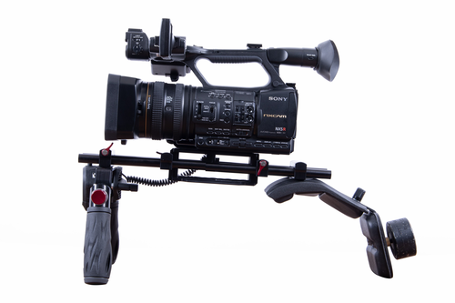 Sony HXR-NX5R Shoulder Set