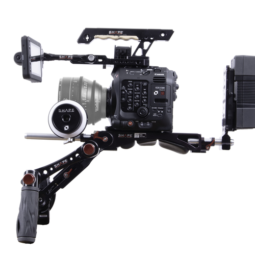 Canon EOS C500 mark II VCT Shoulder Set