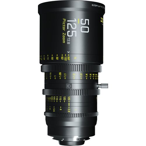 DZOfilm 50-125mm T2.8 EF Super 35 Parfocal Cine Lens