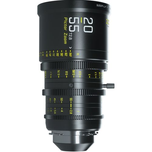 DZOfilm 20-55mm T2.8 EF Super 35 Parfocal Cine Lens