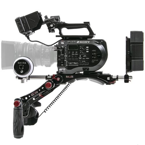 Sony PXW-FS7 II 4K XDCAM VCT Shoulder Set