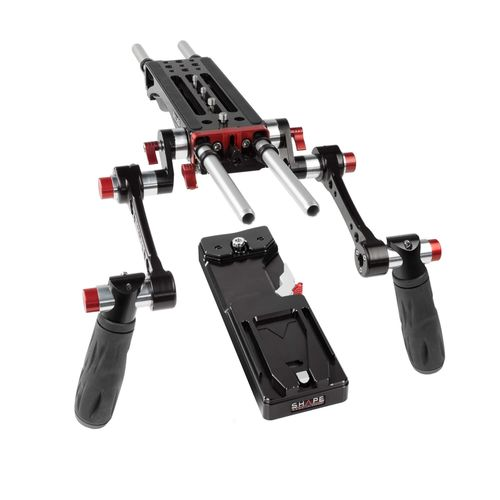 Shape VCT Shoulder set