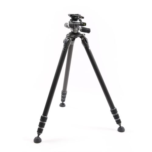 Gitzo Systematic Series 3 XL Photo tripod + GHF3W 3-way fluid head
