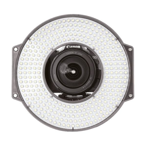 F&V R300 ring light