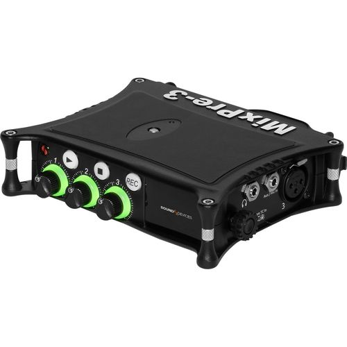 Sound Devices MixPre-3 II Audio Recorder/Mixer