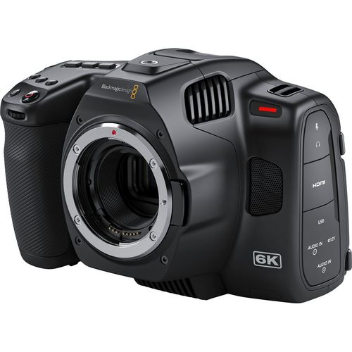 Blackmagic Pocket Cinema Camera 6K Pro EF