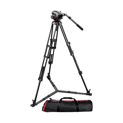 Manfrotto 504 HD/546GBK statief