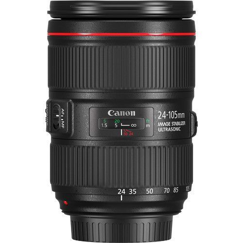 Canon EF 24-105mm 4.0 L IS II USM