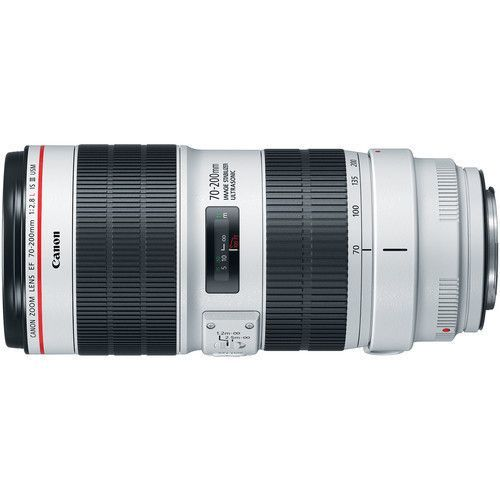 Canon EF 70-200mm 2.8L IS III USM