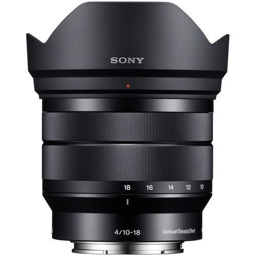 Sony E 10-18mm F/4.0 OSS