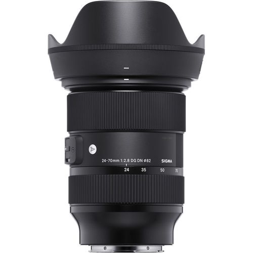 Sigma 24-70mm f/2.8 (Sony) DG DN Art
