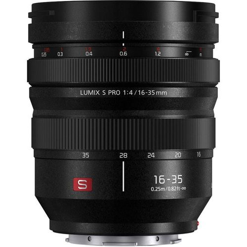 Panasonic LUMIX S PRO 16-35mm F4 (L-mount)