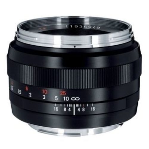 Carl Zeiss 1.4/50MM (Canon) ZE PLANAR T*