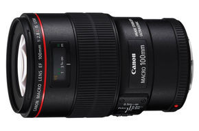 Canon EF Macro 100mm F/2.8L IS USM