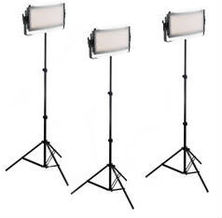 Raylight 3 lichtset LED dual color incl. accus